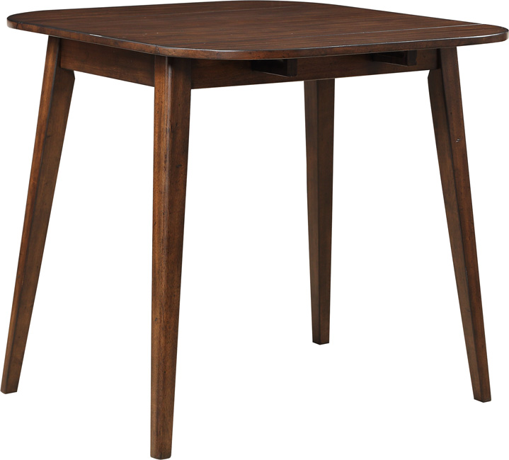 Chromcraft Drop-Leaf Leg Table