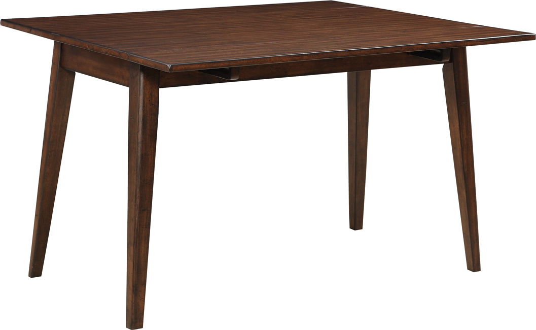 Chromcraft Harvest Drop-Leaf Leg Table