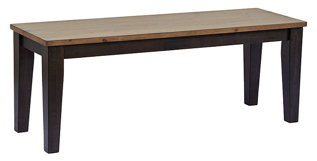 Chromcraft Leg Bench