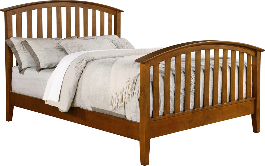 Chromcraft Queen Slat Headboard
