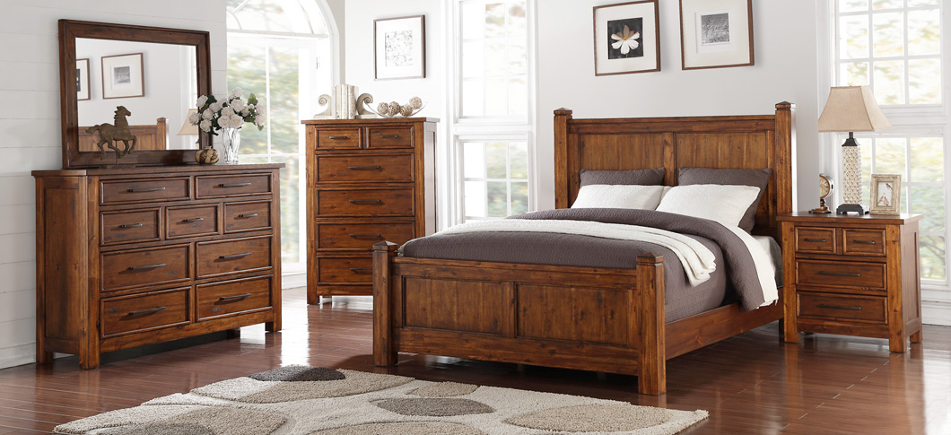 Chromcraft Queen Panel Headboard