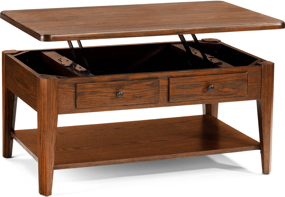 Chromcraft Cocktail Table with Lift-Top