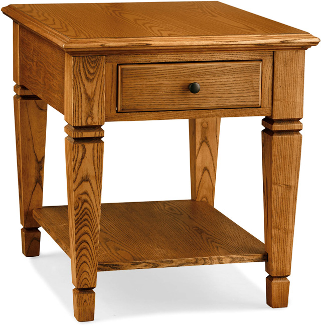 Chromcraft End Table