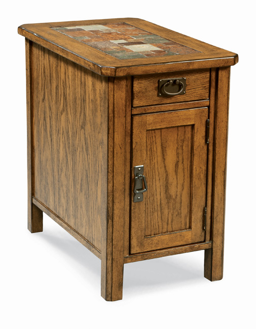 Chromcraft Chairside Cabinet