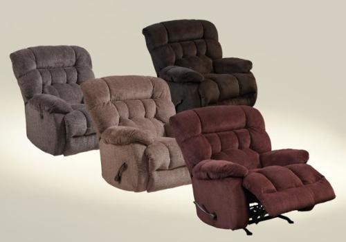 Jackson Furniture Chaise Swivel Glider Recliner