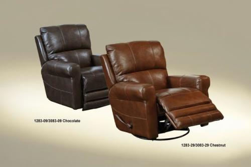 Jackson Furniture Power Lay Flat Recliner