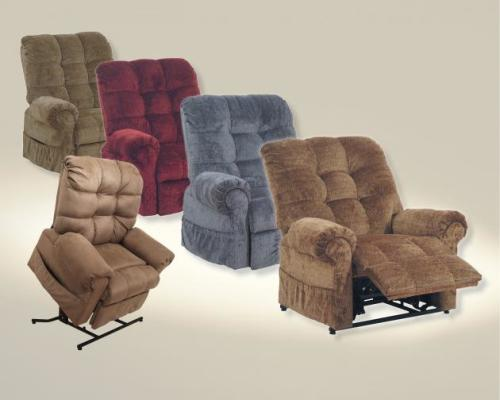 Jackson Furniture Powr Lift Chaise Recliner