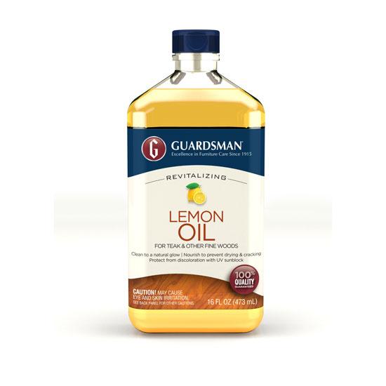 Revitalizing Lemon Oil, 16 fl. oz.