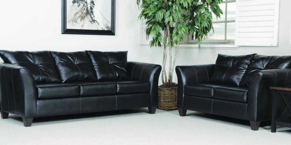 Hughes Furniture 1050 Loveseat