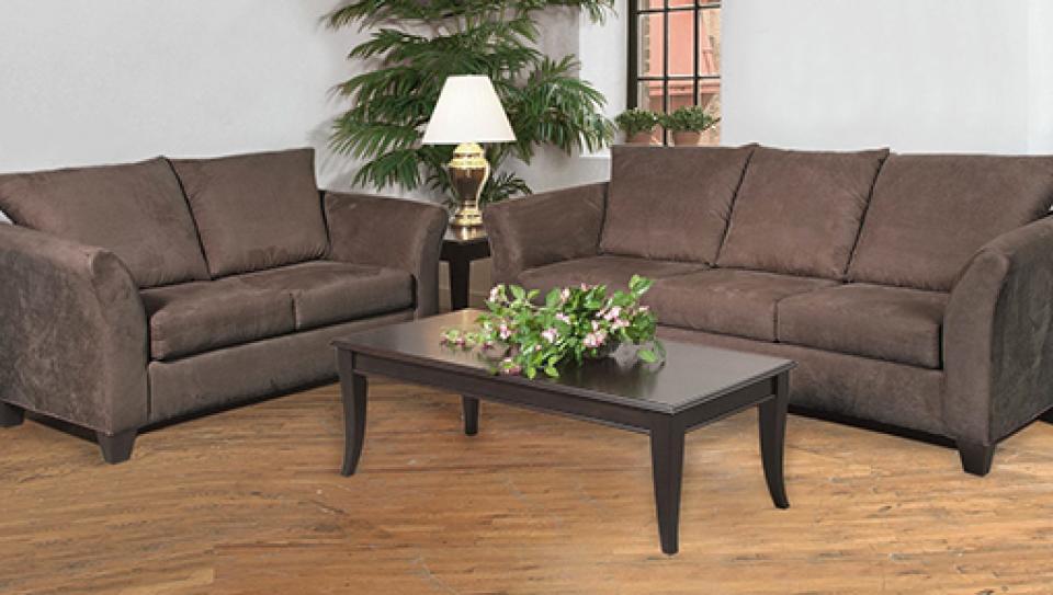 Hughes Furniture 1000 Loveseat