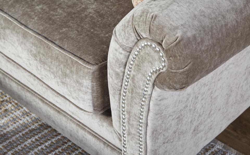 Hughes Furniture 8735 CHAISE