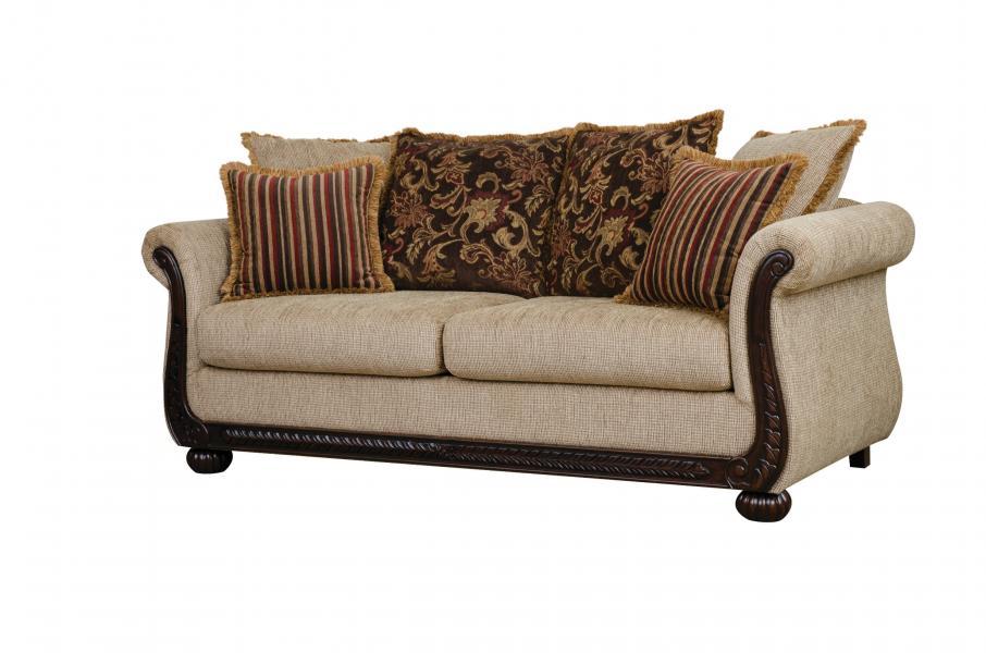 Hughes Furniture 8500 Chaise