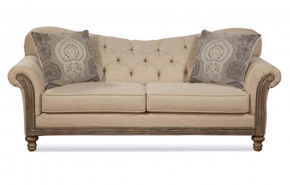 Hughes Furniture 8725 Chaise