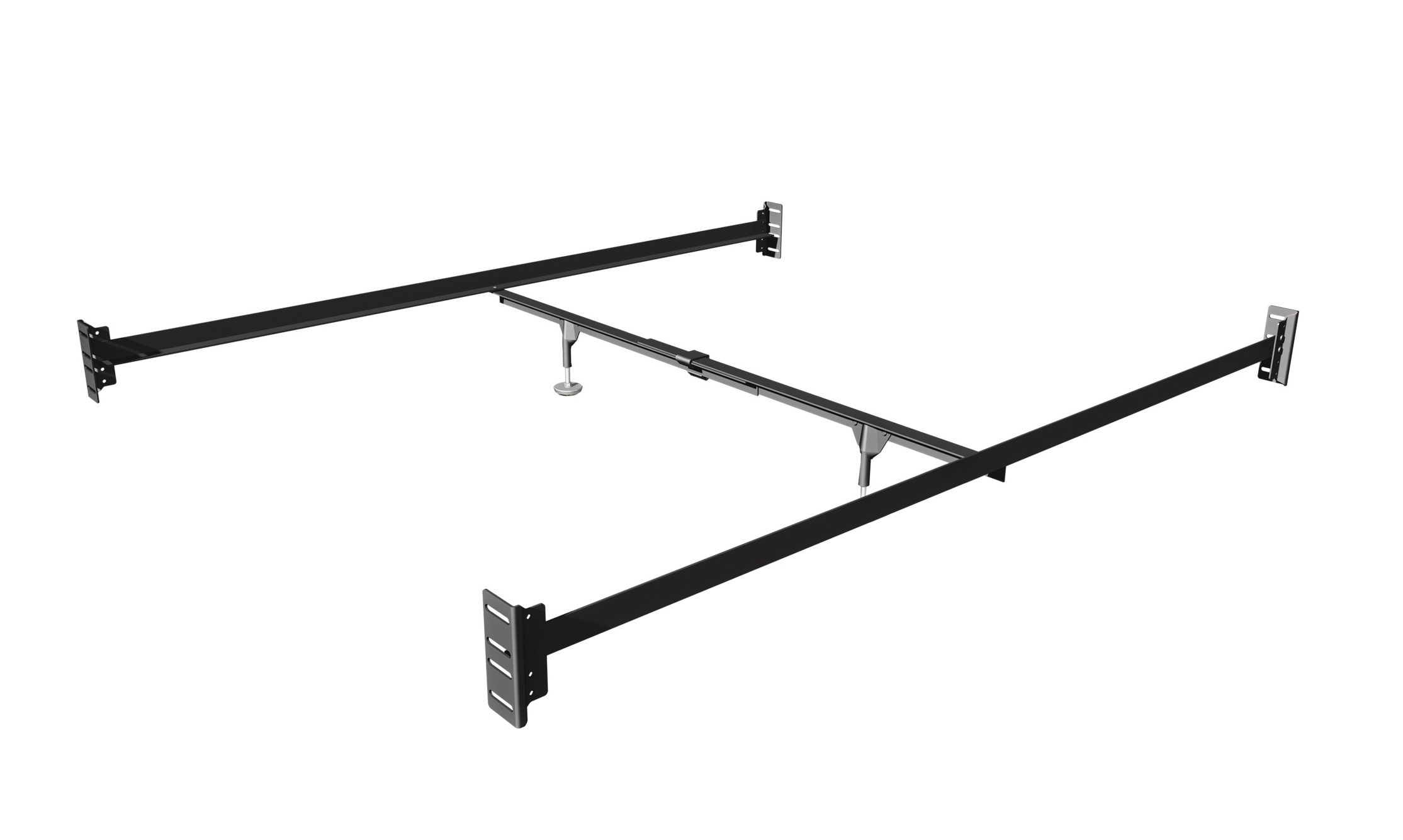 Mantua 584XR Bolt-On Bed Rails for Queen Beds