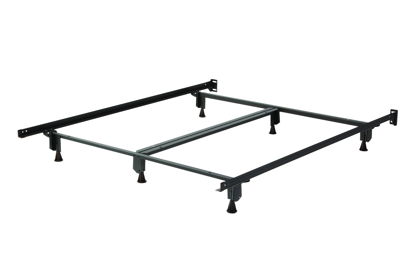 Mantua CraftLock 166G King Bed Frame with Glides