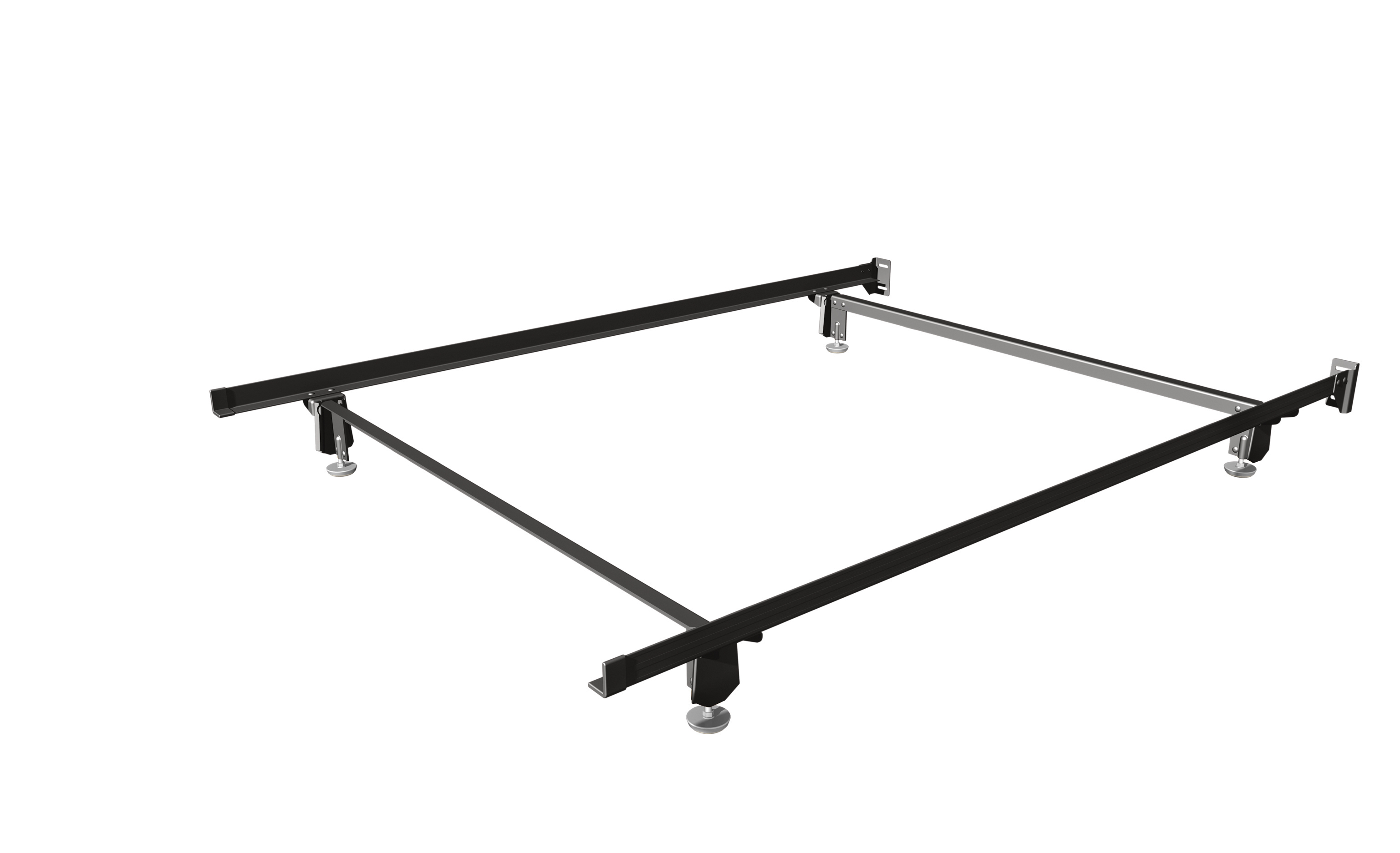 CraftLock 146R Full Bed Frame with Rollers