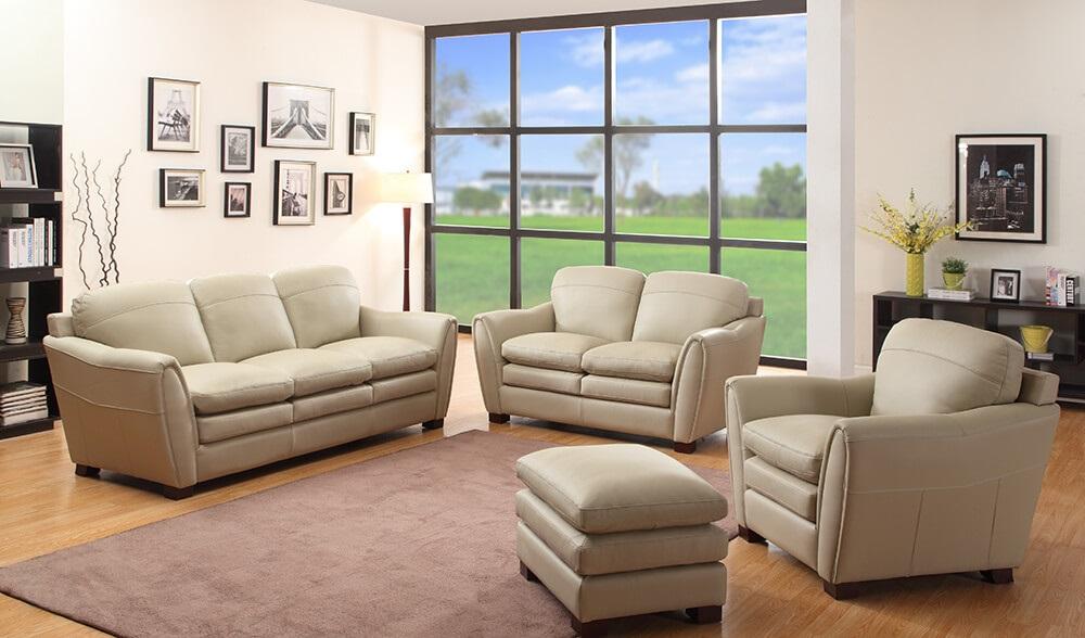 Leather Italia USA Baltic 4116