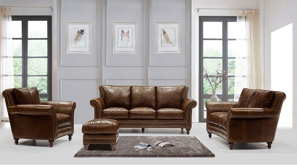 Leather Italia USA Butler 2239