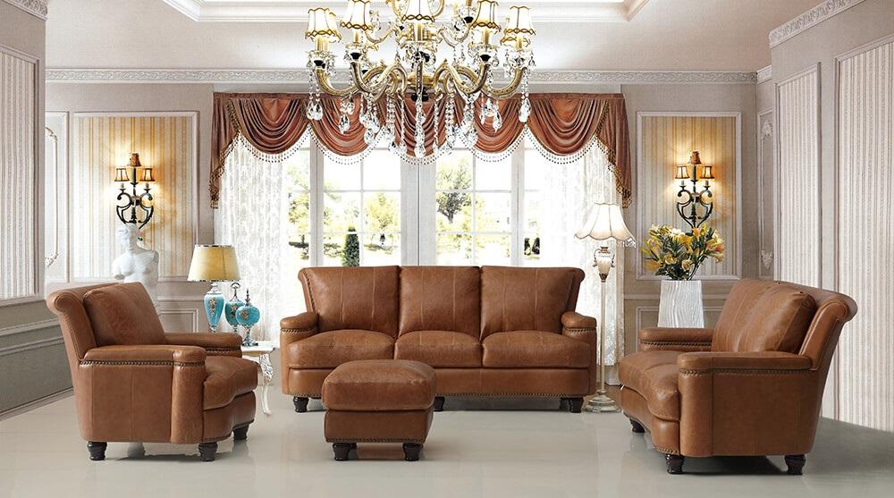 Leather Italia USA Hutton 2493