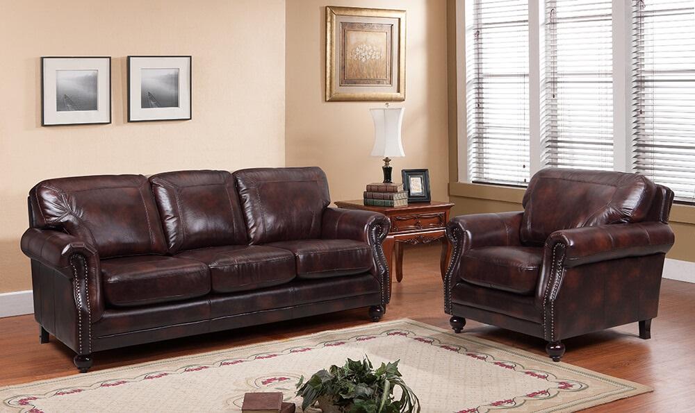 Leather Italia USA Hayward 5096