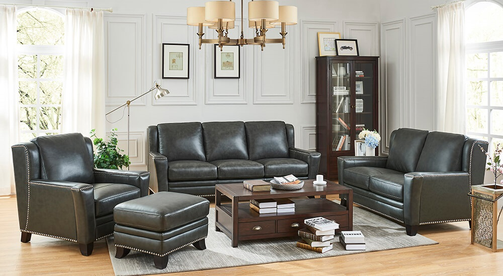 Leather Italia USA Easton 2056