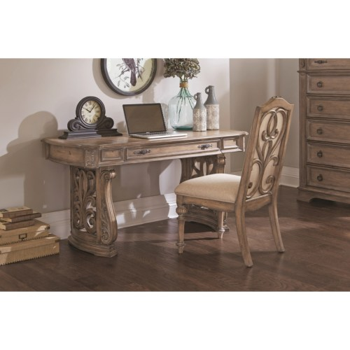 Coaster Ilana Writing Desk with Drawer