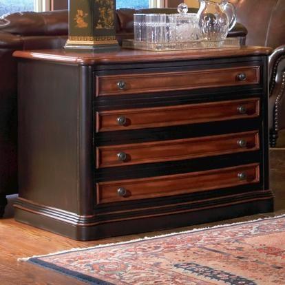 Coaster Pergola Traditional File Cabinet