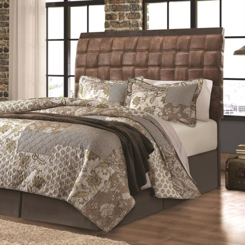 Coaster Gallagher Upholstered King Headboard
