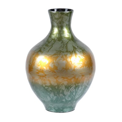 Crestview Collection VASE, DRAWING LACQUER