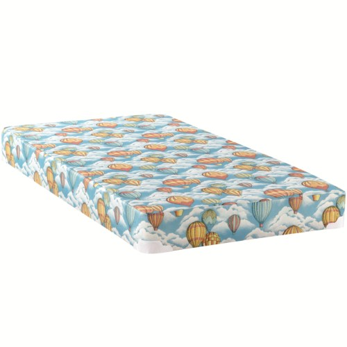Coaster Balloon Mattress Full Mattress with Bunkie