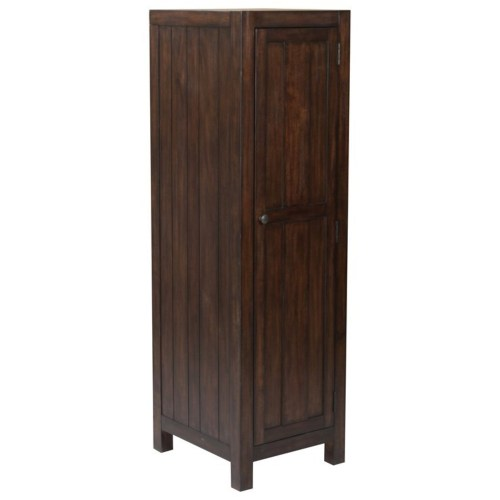Coaster Lanchester Right Wardrobe Cabinet with Jewelry Hooks