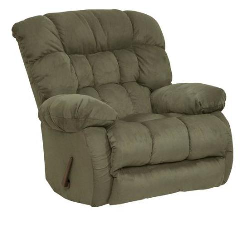 Catnapper TeddyBear Chaise Rocker Recliner