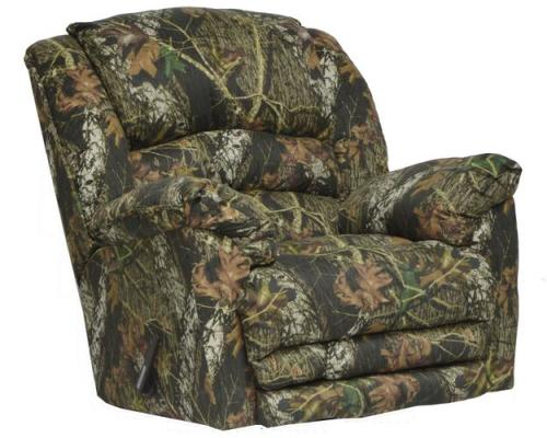 Yosemite Chaise Rocker Recliner with  Heat & Massage