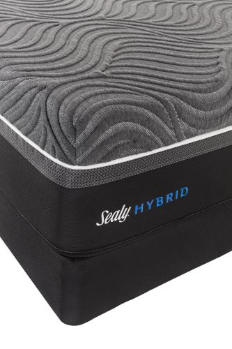Model: 52335061   Sealy Sealy Posturepedic Hybrid Premium Silver Chill Firm-King
