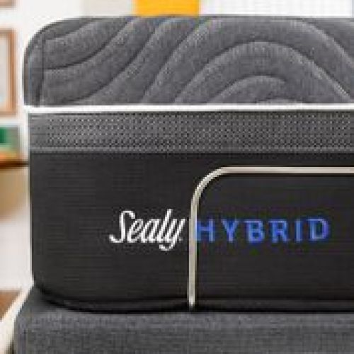 Model: 52335140 | Sealy Sealy Posturepedic Hybrid Premium Gold Chill Ultra Plush-Full