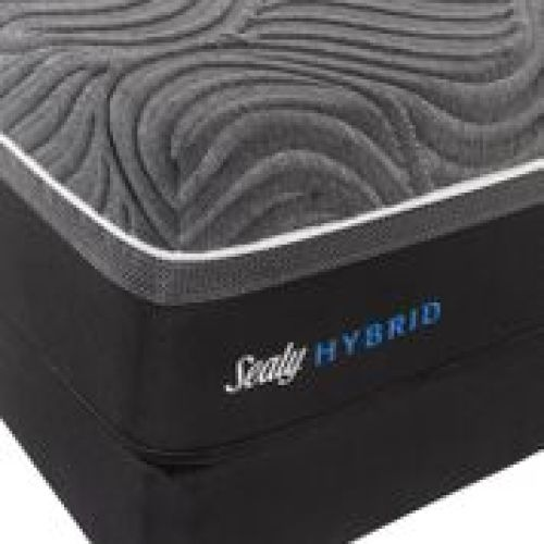 Model: 52335151 | Sealy Sealy Posturepedic Hybrid Premium Gold Chill Ultra Plush-Queen