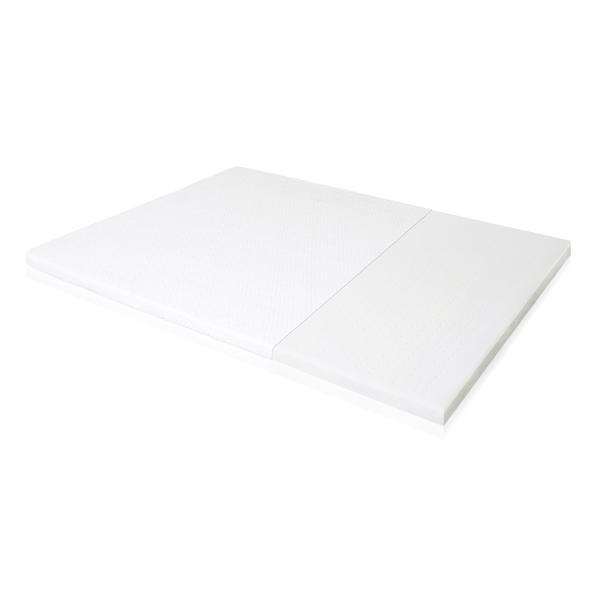 "Malouf 2"" Latex Foam Mattress Topper"