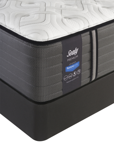 Model: 52031351 | Sealy Premium Satisfied Cushion Firm Mattress-Queen