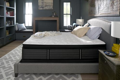 Sealy 52062851 Sealy Premium Exuberant Cushion Firm Euro Pillow