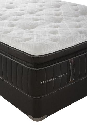 Model: 51875732 | Baywood Luxury Cushion Firm Euro Pillow Top Advanced AdaptFoam  Split California King