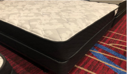 Symbol Mattress Symbol Mattress COMFORT BALANCE 4000 Firm Comfort - 2 Sided-Queen Mattress