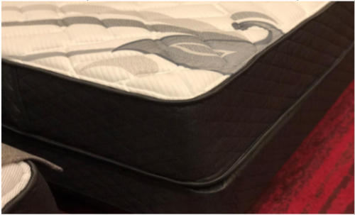 Symbol Mattress Symbol Mattress COMFORT BALANCE 5000 Firm Comfort - 2 Sided-California King Mattress
