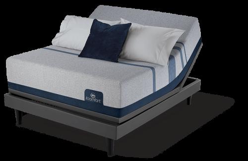 Model: 500802458-1050 | Serta iComfort Blue Max 3000 Elite Plush Mattress- Queen