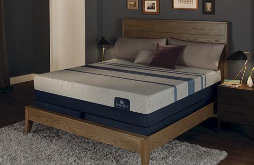 Model: 500802458-1060   Serta iComfort Blue Max 3000 Elite Plush Mattress- King
