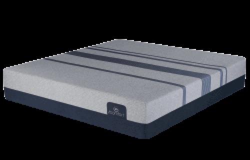 Serta iComfort Blue 500 Plush Mattress-Twin XL