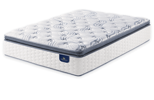 Model: 500131533-1010 | Serta Perfect Sleeper Graceville Super Pillow Top Plush Mattress - Twin