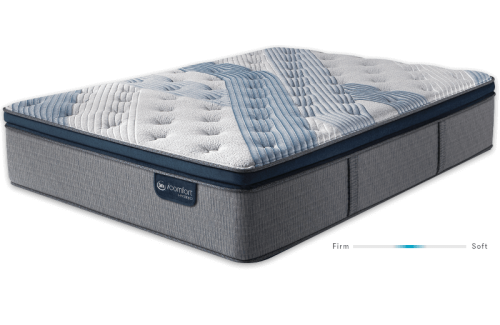 Blue Fusion 5000 Cushion Firm Pillow Top-Queen