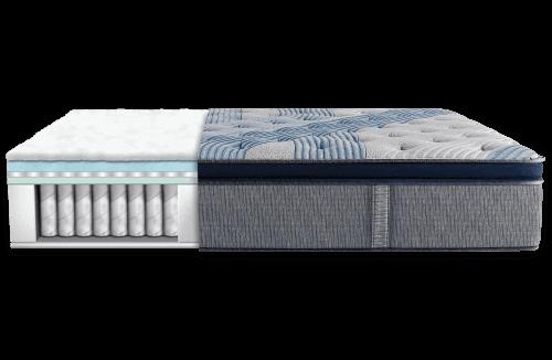 Model: 500821523-1030 | Serta iComfort Hybrid Blue Fushion 4000 Plush Pillow Top-Full