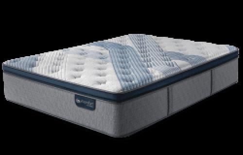 Serta iComfort Hybrid Blue Fushion 4000 Plush Pillow Top-Twin XL