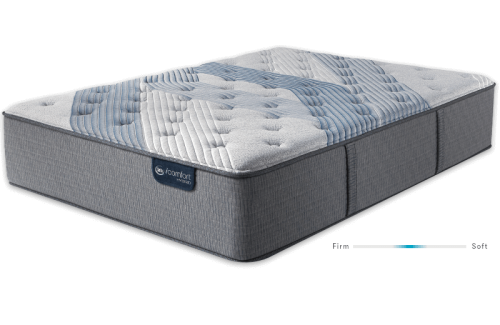 Serta iComfort Hybrid Blue Fusion 3000 Plush-California King